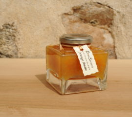 Orange amère bio, sucre de canne